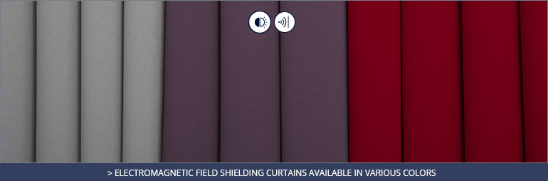 EMF curtains